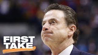 Download First Take reacts to Rick Pitino out at Louisville | First Take | ESPN Video