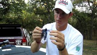 Download Jig Fishing Basics for Bass - My most used Jigs and Trailers Video