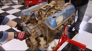 Download Ford 460 Engine Build On A Budget Part 1 - Horsepower S13, E4 Video