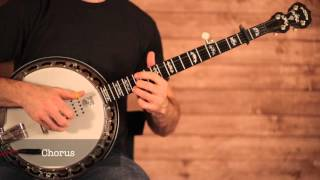 Download John Denver ″Take Me Home, Country Roads″ Banjo Lesson (With Tab) Video