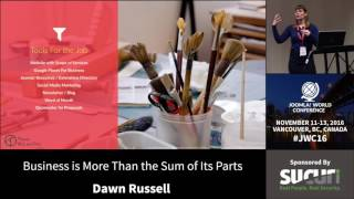 Download JWC 2016 - Business Is More Than The Sum Of Its Parts - Dawn Russell Video