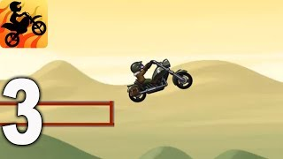 Download Bike Race Free - Top Motorcycle Racing Games - Hills Gameplay Walkthrough Part 3 (iOS, Android) Video