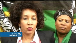 Download Lindiwe Sisulu says time is now for a woman leader for ANC and SA Video