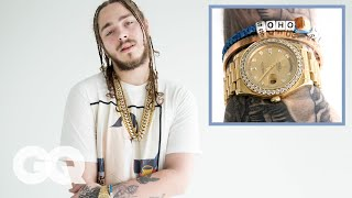 Download Post Malone on His Insane Jewelry Collection | GQ Video