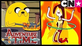 Download Adventure Time | Mysteries of Ooo Revealed ft Marceline & Jake the Dog | Cartoon Network Video