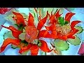 Download HOW TO MAKE PEPPER FLOWER - PEPPER GARNISH & VEGETABLE CARVING - ART IN PEPPER Video