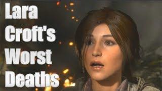 Download Lara Croft's Worst Deaths Video