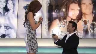 Download Best Surprise Proposal - Weatherman proposes to Morning News Anchor Video