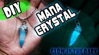 Download DIY MANA CRYSTAL!! GLOW IN THE DARK // BRILLA EN LA OSCURIDAD Video