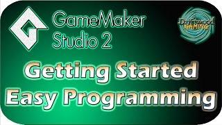 Download GMS 2 Tutorial - Getting Started - Easy Programming in GML - GameMaker Studio 2 Tutorial Video