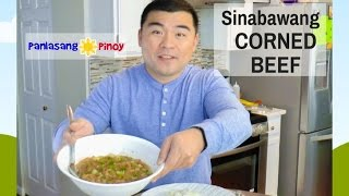 Download Sinabawang Corned Beef Video