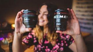 Download My Favourite Portrait Lenses Video