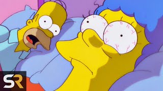 Download 10 Dark Secrets About Homer And Marge Simpson's Marriage Video