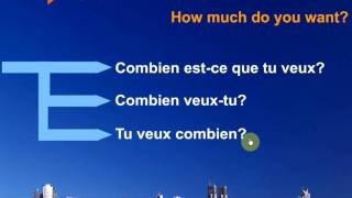 Download Questions in French: What, Who, When, Why, How... Part 2 Video