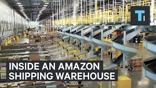 Download Inside an Amazon warehouse on Cyber Monday Video