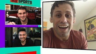 Download Urijah Faber: Van Damme Was Crushed After Kicking Cody Garbrandt In Mouth | TMZ Sports Video