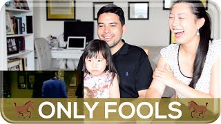 Download AMERICANS REACT TO BRITISH COMEDY: Only Fools & Horses | The Postmodern Family EP#151 Video