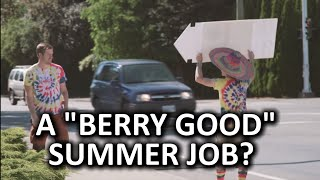 Download Summer Job Selling Berries - Laptop or Bust ep2 Video