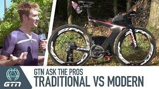 Download Traditional Vs Modern Bike Tech | GTN Ask The Pros Video