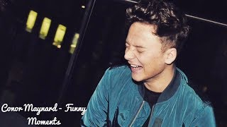 Download Conor Maynard - Funny moments (try not to laugh) Video