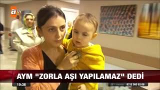 Download AYM ″zorla aşı yapılamaz″ dedi - 13.11.2015 - atv Ana Haber Video
