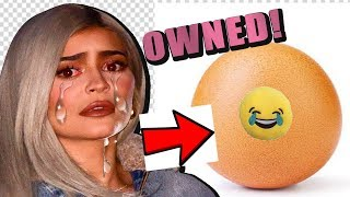 Download Kylie Jenner gets OWNED by an EGG LOL instagram most liked EVER EPIC Video