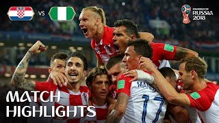 Download Croatia v Nigeria - 2018 FIFA World Cup Russia™ - Match 8 Video