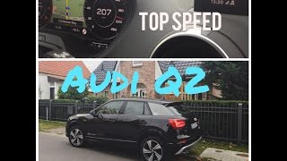 Download Audi Q2 2016 Top speed Autobahn 1,4 tfsi 150 PS Walkaround Test Drive Acceleration Video