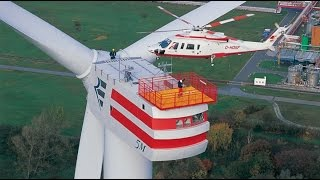 Download Enercon E126 - The Most Powerful Wind Turbine in The World Video