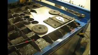 Download CNC Hole locating in PlasmaCAM Video