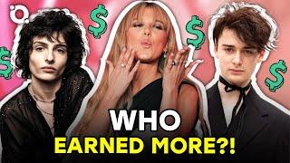 Download Stranger Things: Real Cast Salaries Revealed | ⭐OSSA Radar Video