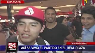 Download Centro de Lima: así celebraron hinchas victoria de Perú ante Paraguay Video