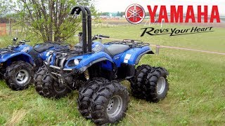 Download Yamaha Grizzly - Fantastic World's ATV / QUAD Video