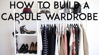 Download How to Build a Capsule Wardrobe | Mademoiselle Video