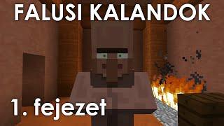 Download Minecraft: Falusi kalandok | 1. fejezet Video