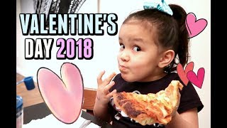 Download A SATISFYING VALENTINES DAY 2018! - ItsJudysLife Vlogs Video