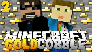 Download Minecraft: GOLD COBBLESTONE MODPACK | GUESS WHO'S BACK!! [2] Video