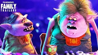 Download TROLLS ″Can't Stop The Feeling!″ New Clip I Animated Family Movie Video