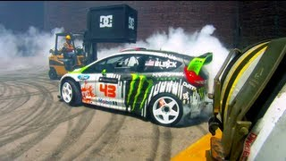 Download DC SHOES: GYMKHANA FOUR-BONUS EDIT Video