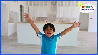 Download New House Update Tour with Ryan's Family Review!!! Video