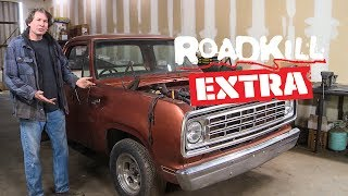 Download The Mopar Muscle Truck Blew Up - Roadkill Extra Video