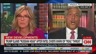 Download Lou Barletta downplays prospect of Russian interference in midterm election Video