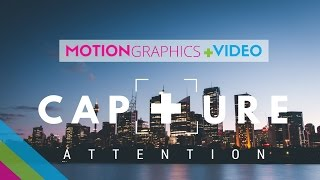 Download Corporate Video - Attracting Attention In Motion - Corporate Motion Graphic Videos | 7&7 Digital Video