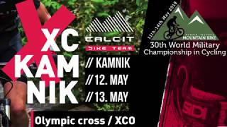 Download XC Kamnik 2018 & 30th Military World Championship MTB - route preview Video