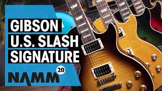 Download Gibson NAMM 2020 | New Slash Signature Models | Les Paul | J45 | Thomann Video