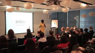 Download Why midlife women stay stuck at work and in life: Dion Johnson at TEDxIslingtonWomen Video