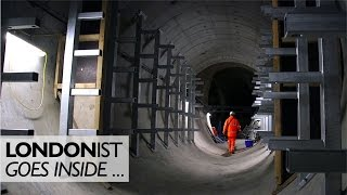 Download Inside National Grid's Power Tunnels Video