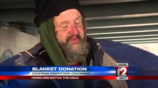 Download How the homeless battle the cold Video