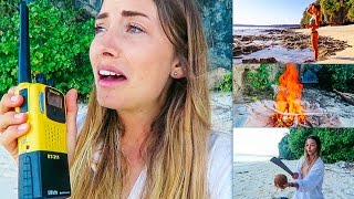 Download Girl Stranded on a Deserted Island! Video