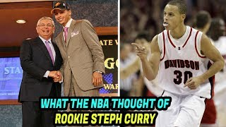 Download How the NBA Reacted to Steph Curry Before the NBA Draft Video